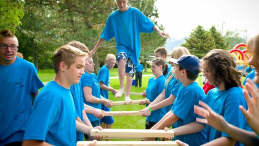 Therapeutic Group Activities For Youth